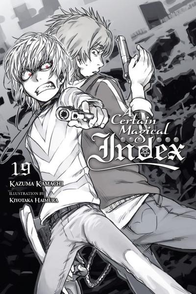 A Certain Magical Index Novel Volume 19