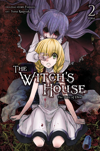 The Witch's House the Diary of Ellen Manga Volume 2