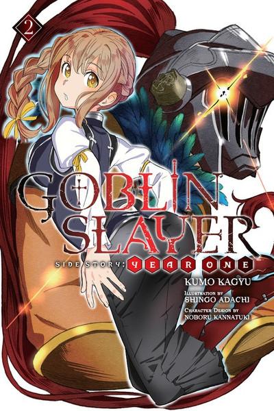 Goblin Slayer Side Story Year One Novel Volume 2