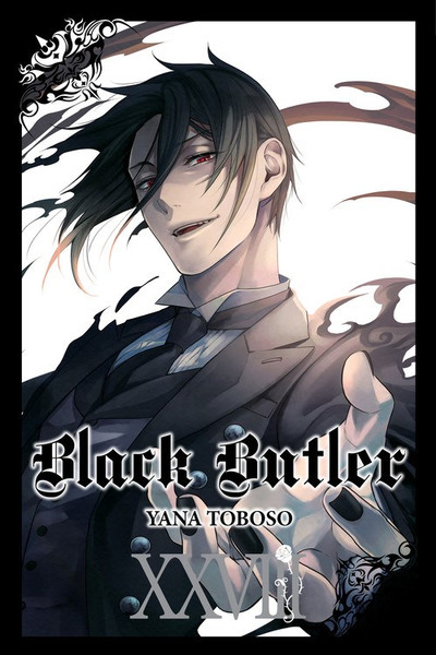 Black Butler Manga Volume 28