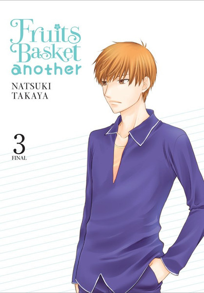 Fruits Basket Another Manga Volume 3
