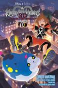 Kingdom Hearts 3D: Dream Drop Distance Novel