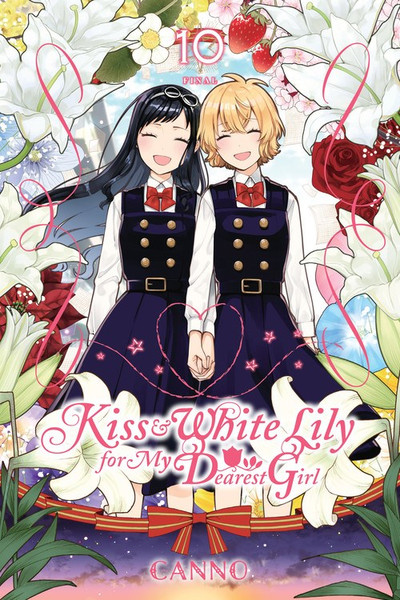 Kiss And White Lily For My Dearest Girl Manga Volume 10