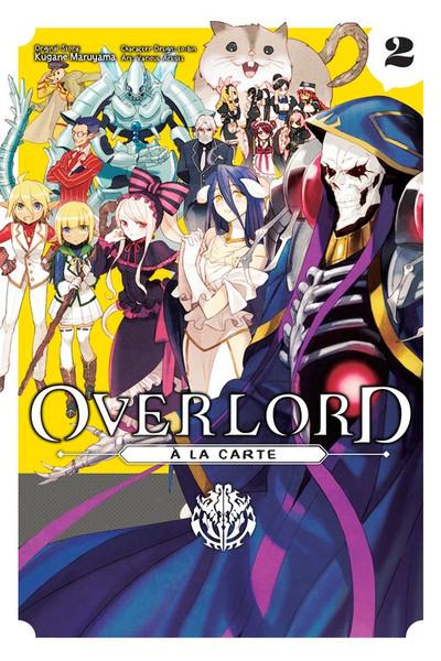 Overlord A La Carte Manga Volume 2