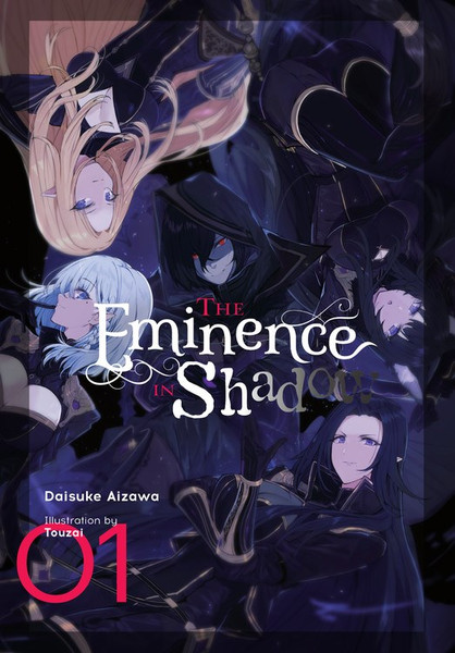 The Eminence in Shadow Novel Volume 1 (Hardcover)