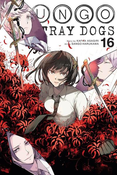 Bungo Stray Dogs Manga Volume 16