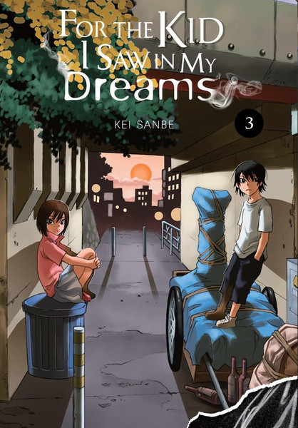For the Kid I Saw in My Dreams Manga Volume 3 (Hardcover)