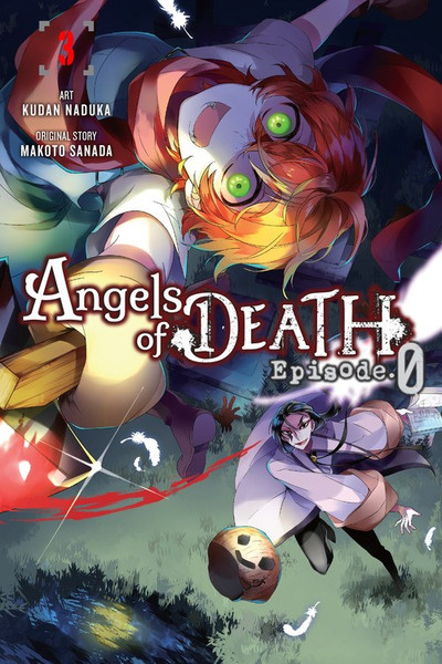 Angels of Death Episode.0 Manga Volume 3