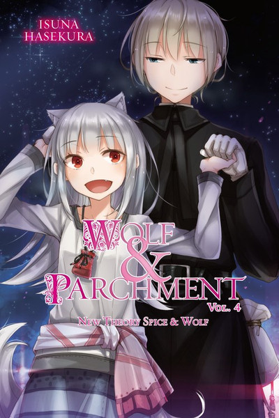 Wolf and Parchment Novel Volume 4