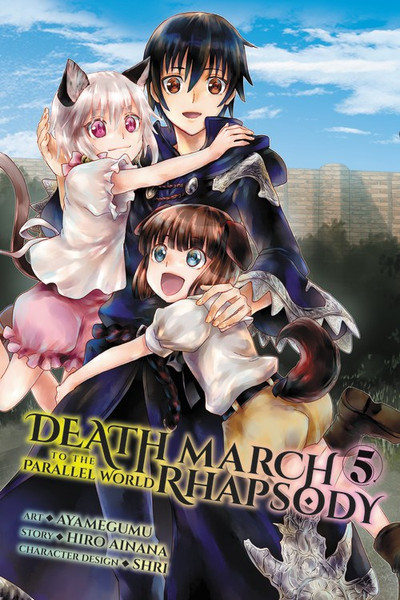 Death March to the Parallel World Rhapsody Manga Volume 5
