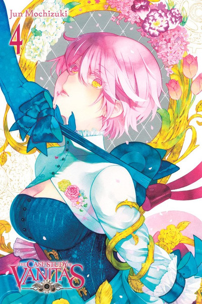 The Case Study of Vanitas Manga Volume 4