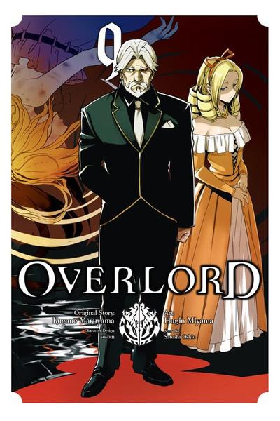 Overlord Manga Volume 9