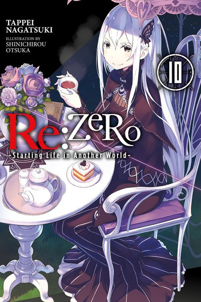 Re:ZERO Starting Life in Another World Novel Volume 10