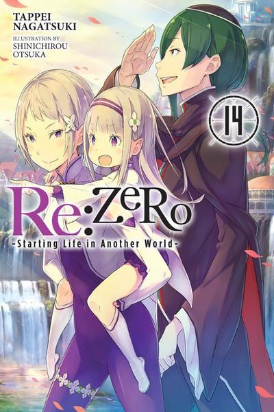 Re:ZERO Starting Life in Another World Novel Volume 14