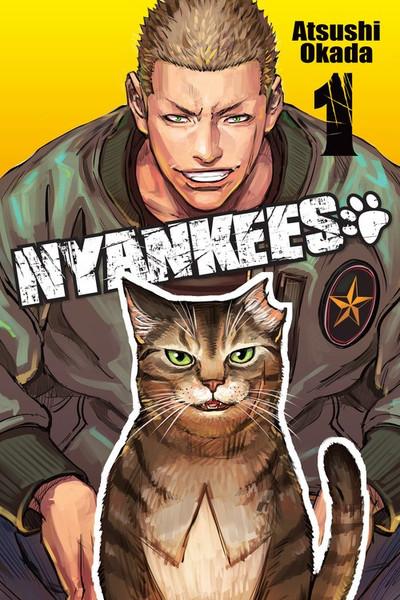 Nyankees Manga Volume 1