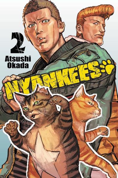 Nyankees Manga Volume 2