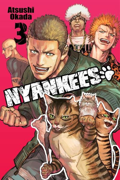 Nyankees Manga Volume 3