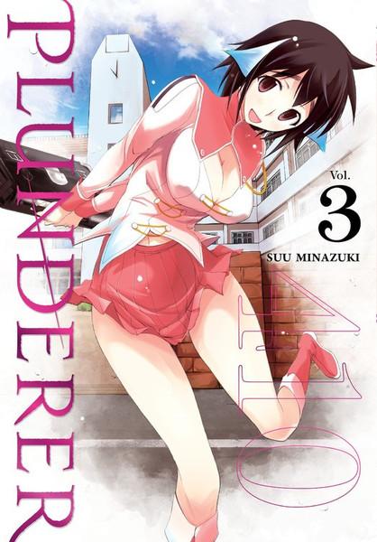 Plunderer Manga Volume 3