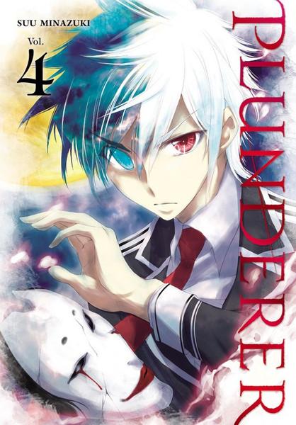Plunderer Manga Volume 4