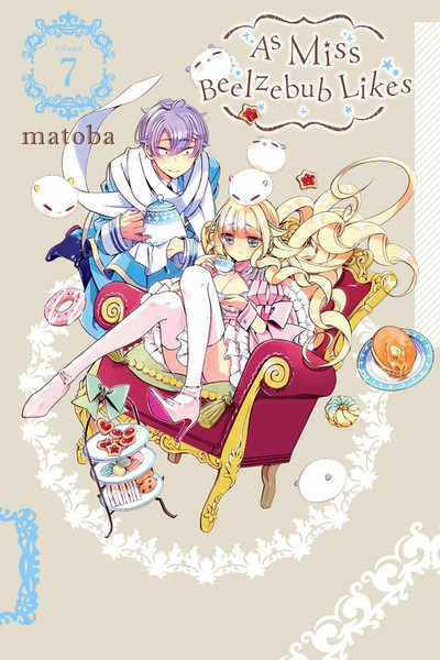 As Miss Beelzebub Likes Manga Volume 7