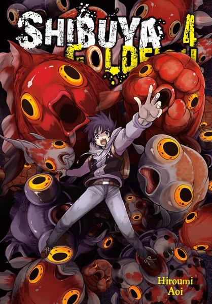 Shibuya Goldfish Manga Volume 4