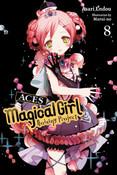 Magical Girl Raising Project Novel Volume 8
