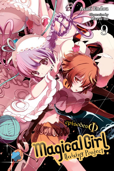 Magical Girl Raising Project Novel Volume 9