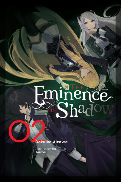 The Eminence in Shadow Novel Volume 2 (Hardcover)