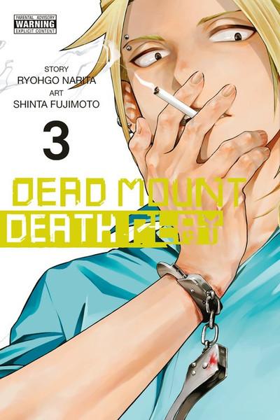 Dead Mount Death Play Manga Volume 3