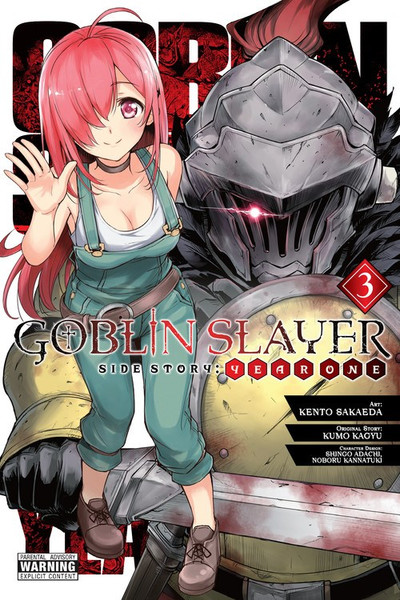 Goblin Slayer Side Story Year One Manga Volume 3