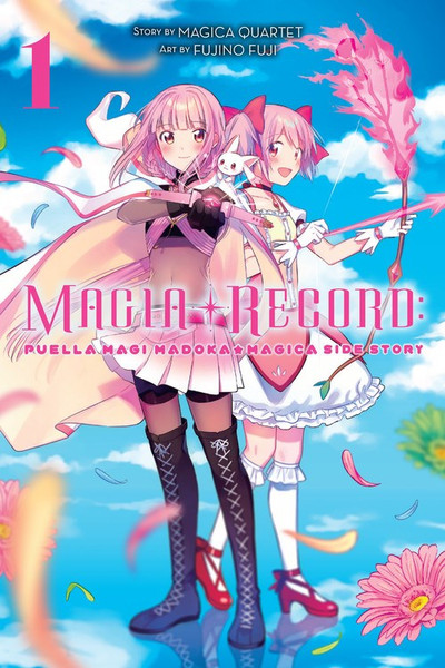 Magia Record: Puella Magi Madoka Magica Side Story Manga Volume 1