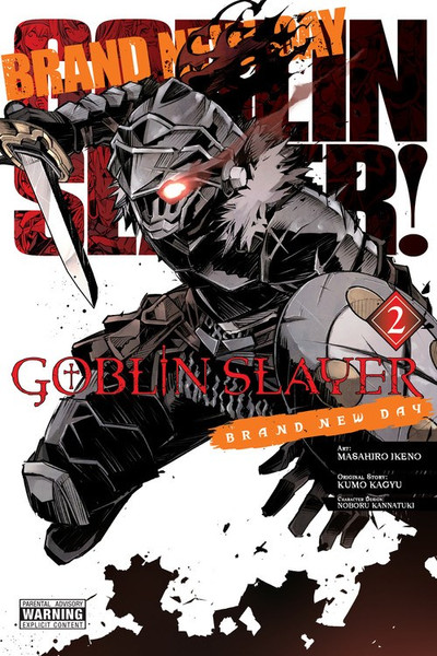 Goblin Slayer Brand New Day Manga Volume 2
