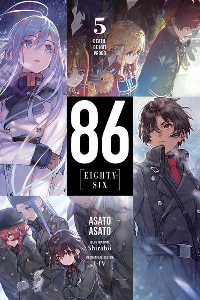 86 Eighty-Six Novel Volume 5