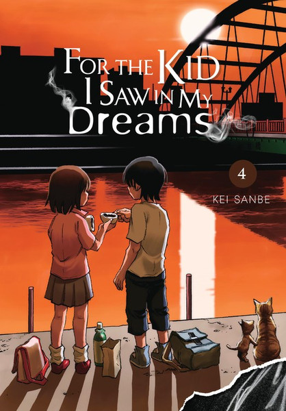 For the Kid I Saw in My Dreams Manga Volume 4 (Hardcover)