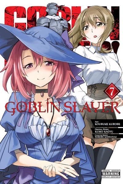 Goblin Slayer Manga Volume 7