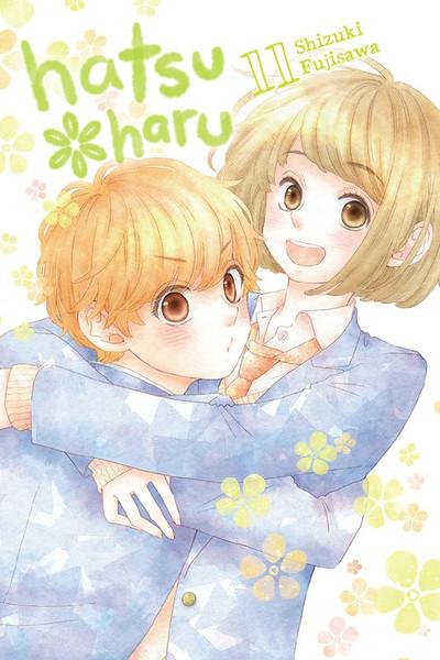 Hatsu*Haru Manga Volume 11