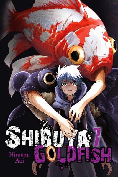 Shibuya Goldfish Manga Volume 7