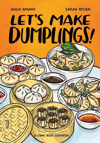 Let's Make Dumplings! A Comic Book Cookbook