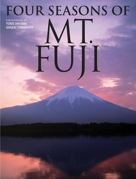 Four Seasons of Mt. Fuji (Color)