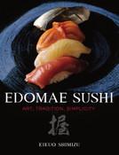 Edomae Sushi Art Tradition Simplicity (Color)