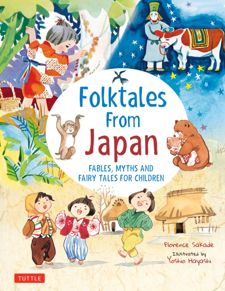 Folktales From Japan Fables, Myths And Fairy Tales For Children (Hardcover) Review