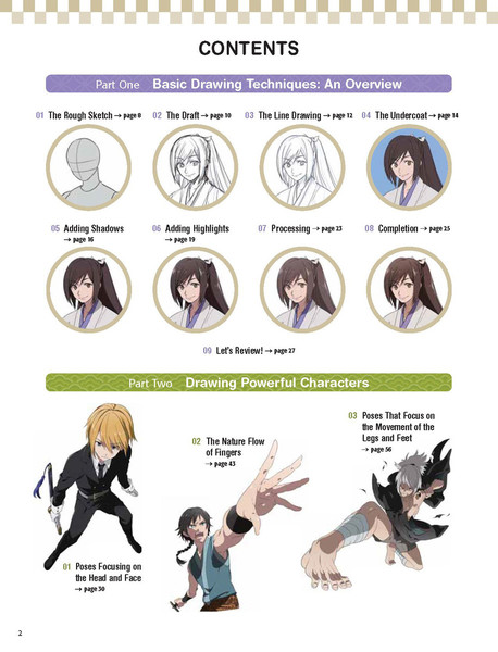 The Complete Guide to Drawing Dynamic Manga Sword Fighters