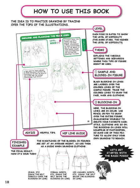 The Manga Artist's Handbook Drawing Dynamic Manga Characters