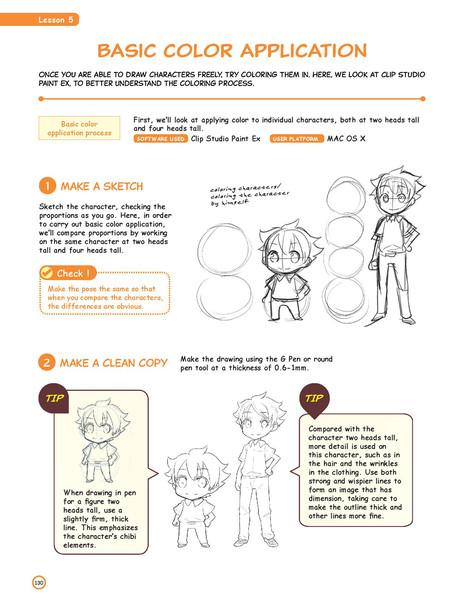 Drawing Cute Manga Chibi A Beginner's Guide to Drawing Super Cute Characters