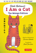 Soseki Natsume's I Am A Cat Manga