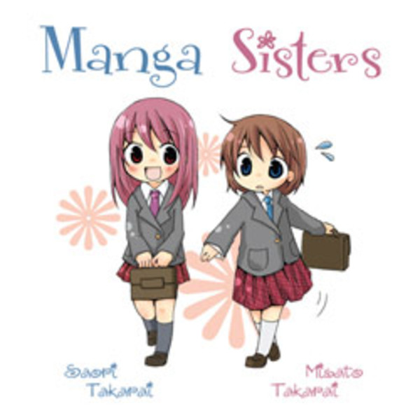 Manga Sisters (Color)