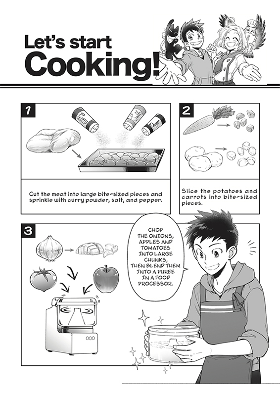 The Manga Cookbook 2