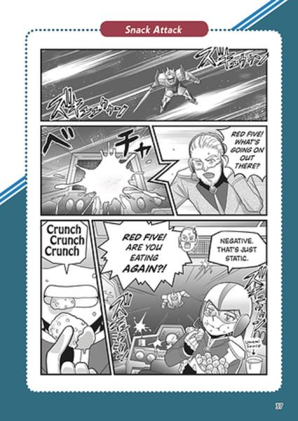 The Manga Cookbook 3