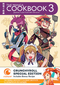 The Manga Cookbook 3