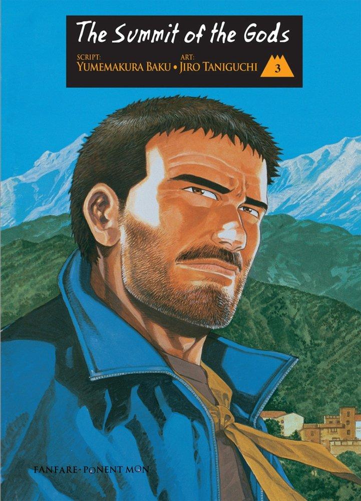 Summit of the Gods Manga Volume 3